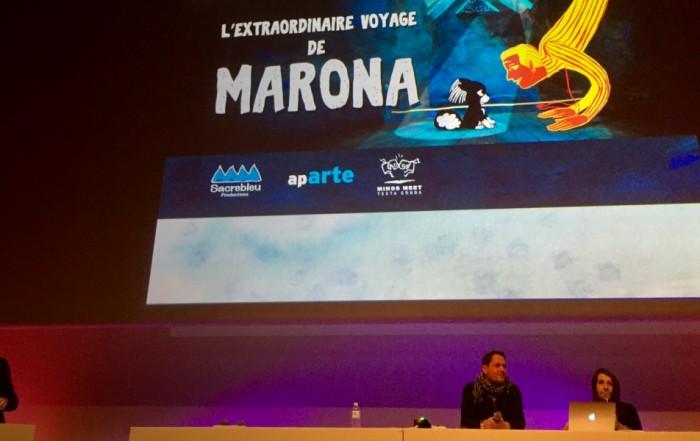 The Extraordinary Voyage of Marona | Aparte Film