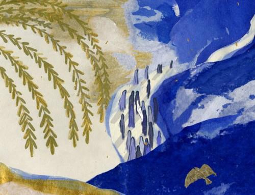 The Magic Mountain – Rezistenta unui artist, intr-o animatie pentru cei pasionati de pictura