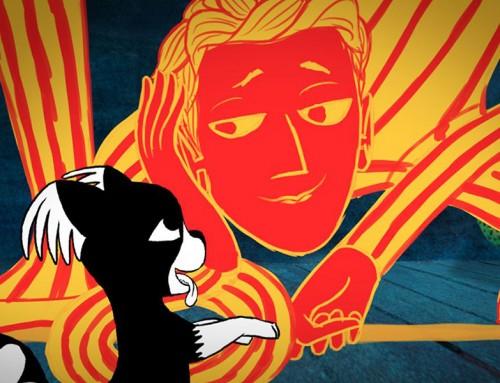 Marona's Fantastic Tale: Between dadaism and surrealism