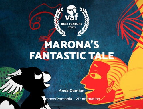 Marona's Fantastic Tale received Best Long Feature Awards at Viborg Animation Festival in Denmark